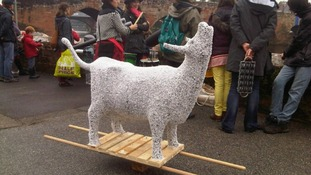 Salt cow Dumfries