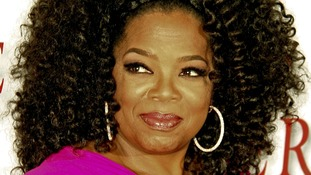 US chat show queen Oprah Winfrey.