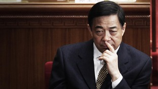 The trial and downfall of disgraced former top politician Bo Xilai