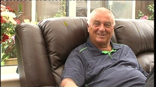 Phil Jones, from Wrexham, has been volunteering for more than 25 years.