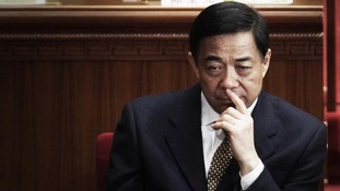 Bo Xilai made to look small in the final act of a show trial