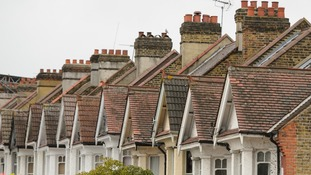 Residential housing in London