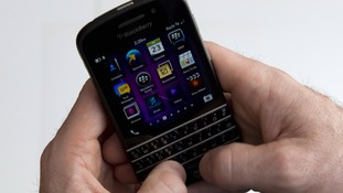 BlackBerry agrees o sell to a consortium led by Fairfax Financial Holdings.