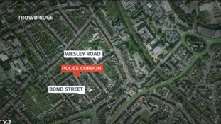 Homes evacuated in Trowbridge