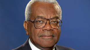 Sir Trevor McDonald topped the news category.