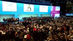 The Labour conference