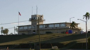 courthouse one at Guantanamo Bay US naval base