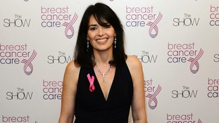 Craven at The Show in aid of Breast Cancer Care in 2009