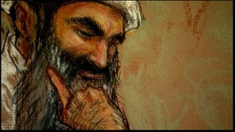 Khalid Sheikh Mohammed is the self-proclaimed mastermind of the 9/11 attacks