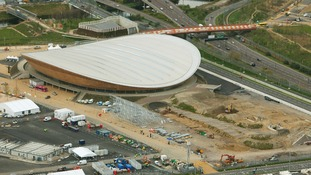 London Velodrome in Stratford