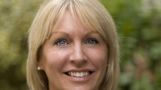 Conservative MP Nadine Dorries