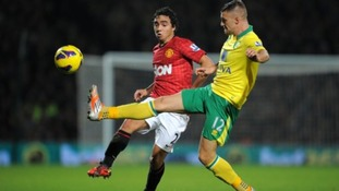Norwich City managed to defeat Manchester United last season courtesy of Anthony Pilkington's winner