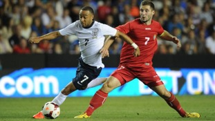 Norwich City's Nathan Redmond will be among the young stars hoping to feature at Stadium MK
