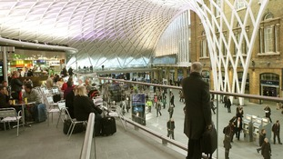 It's the latest chapter in the 160 year history of King's Cross station