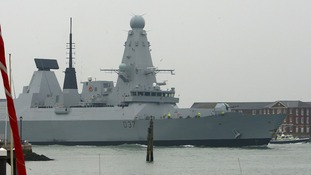 Portsmouth, Royal Navy, HMS Duncan