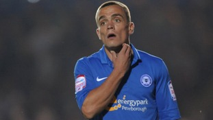 Paul Taylor has returned to Peterborough United on loan from Ipswich Town