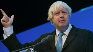 Boris Johnson has insisted he will serve out his full second term as Mayor
