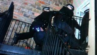 Kent Police, Medway, drugs