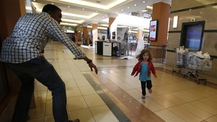 Kenyan hero rescued children from shopping mall