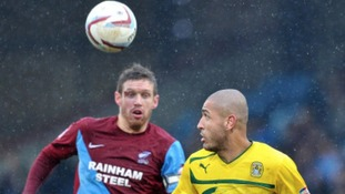 Paul Reid, pictured left, has returned to Sixfields