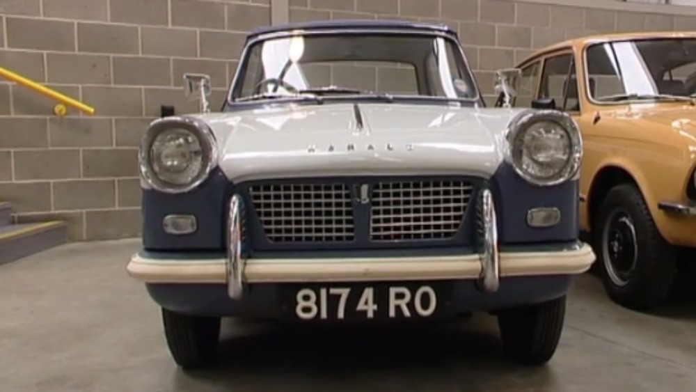the classic car with one very careful owner anglia itv. Black Bedroom Furniture Sets. Home Design Ideas