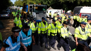 FULL STORY: Police to wind-up Balcombe operation