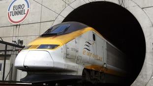 Delays for Eurostar passengers