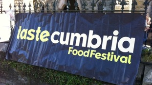Taste Cumbria Food Festival