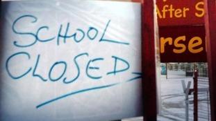 West Midlands school closures: Tuesday 1 October