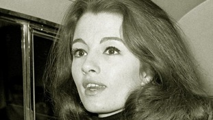 Christine Keeler, who claimed in her autobiography The Truth At Last that John Profumo got her pregnant