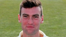 Essex & England Lions fast bowler Reece Topley
