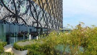 Library of Birmingham.