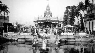 Jain Temple complex, Kolkata