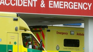 North East ambulance crews under attack