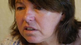 Gerry McCann's sister, Trish Cameron.