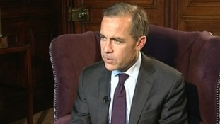"Mark Carney told ITV News Anglia: ""It's not enough just to have a recovery in London and the South East."""