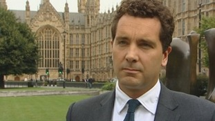 Children's Minister Edward Timpson.