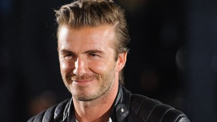 David Beckham lends his name to Leytonstone