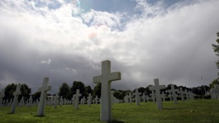 The American Cemetery in Madingley has been closed