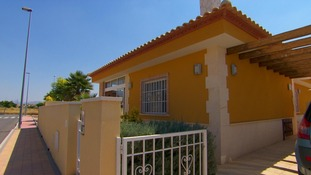 small house in spain