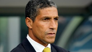 Police are investigating alleged racist comments directed towards Norwich City manager Chris Hughton.