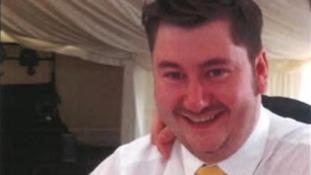 Jamie McMahon's body was found in a Northampton churchyard.
