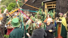 Jack in the Green celebrations