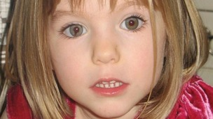 Madeleine McCann went missing while on holiday in Portugal in 2007.