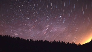Northumberland to have Europe's biggest dark sky park?