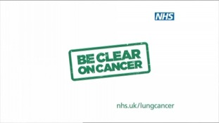 NHS Lung cancer campaign advert
