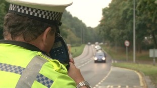 Hertfordshire Police are stepping up patrols on the county's roads.