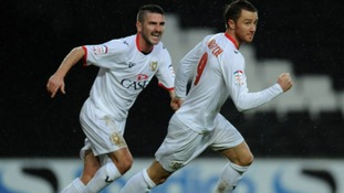 MK Dons fans will have to wait a while yet for the return of Dean Bowditch.