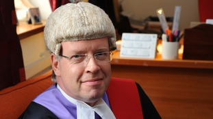 Michael Souter alleged Judge Mark Lucraft QC had previous knowledge of or knew witnesses in the case.
