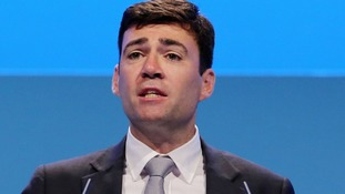 Shadow health secretary Andy Burnham has denied ordering a 'cover up' of hospital failings.
